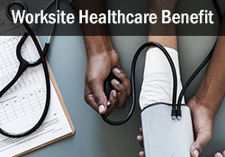 Worksite Healthcare Program