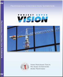 Professional Construction Supervisor Book