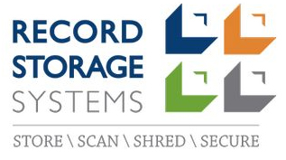 Record Storage Systems Logo