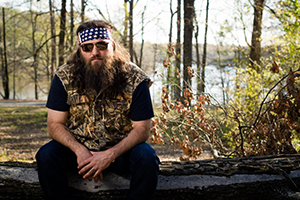 Willie Robertson of Duck Dynasty