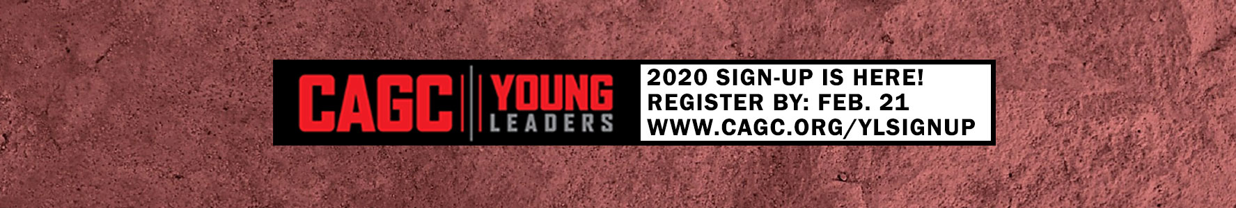 Young Leader Sign-Up