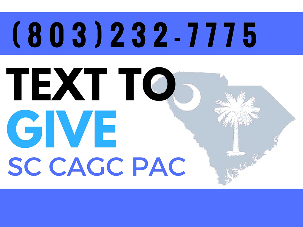 Text to Give to SC PAC