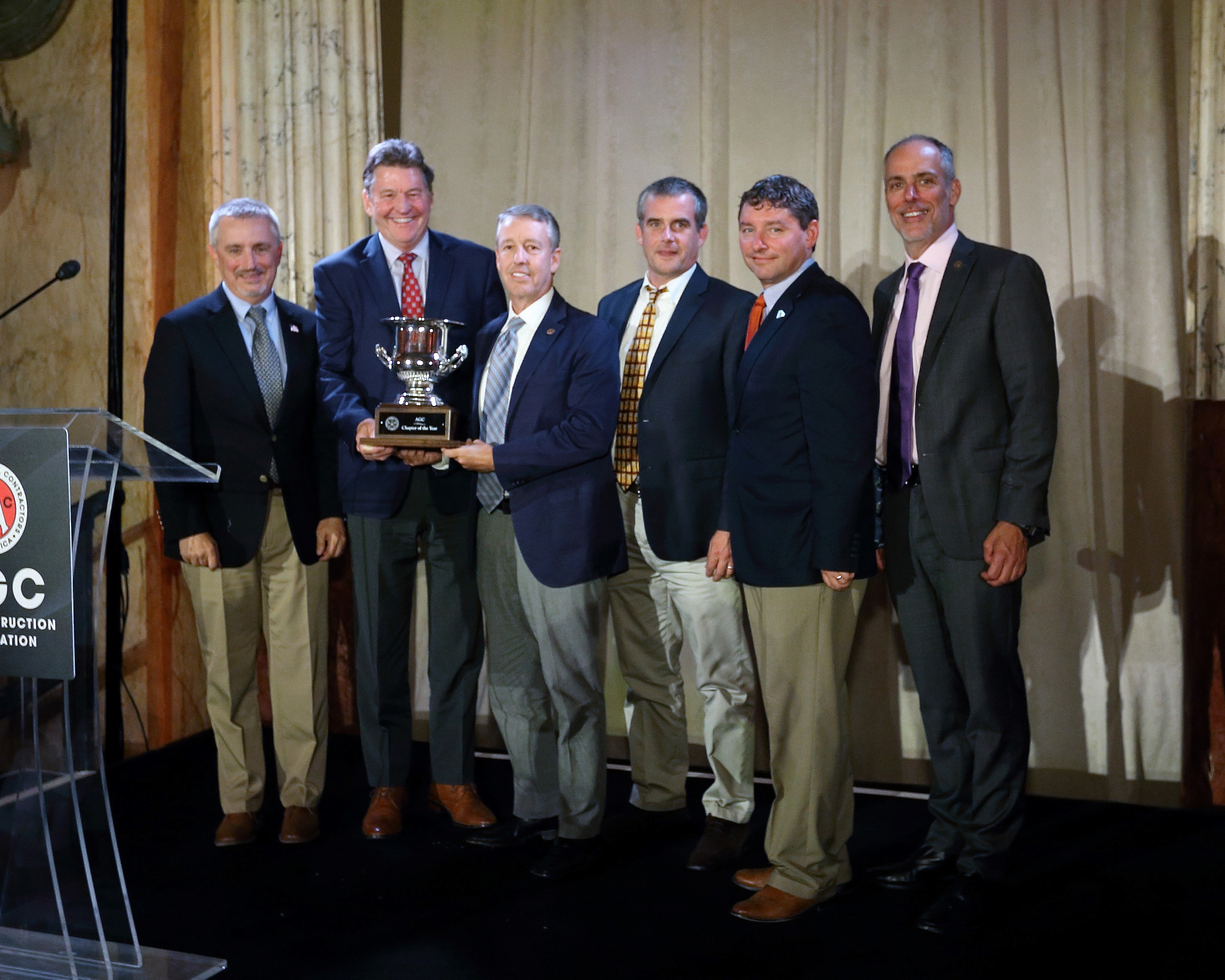 CAGC Earns Chapter of the Year Award