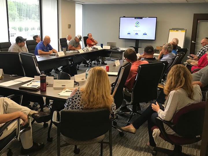 2018 Safety Committee Meeting