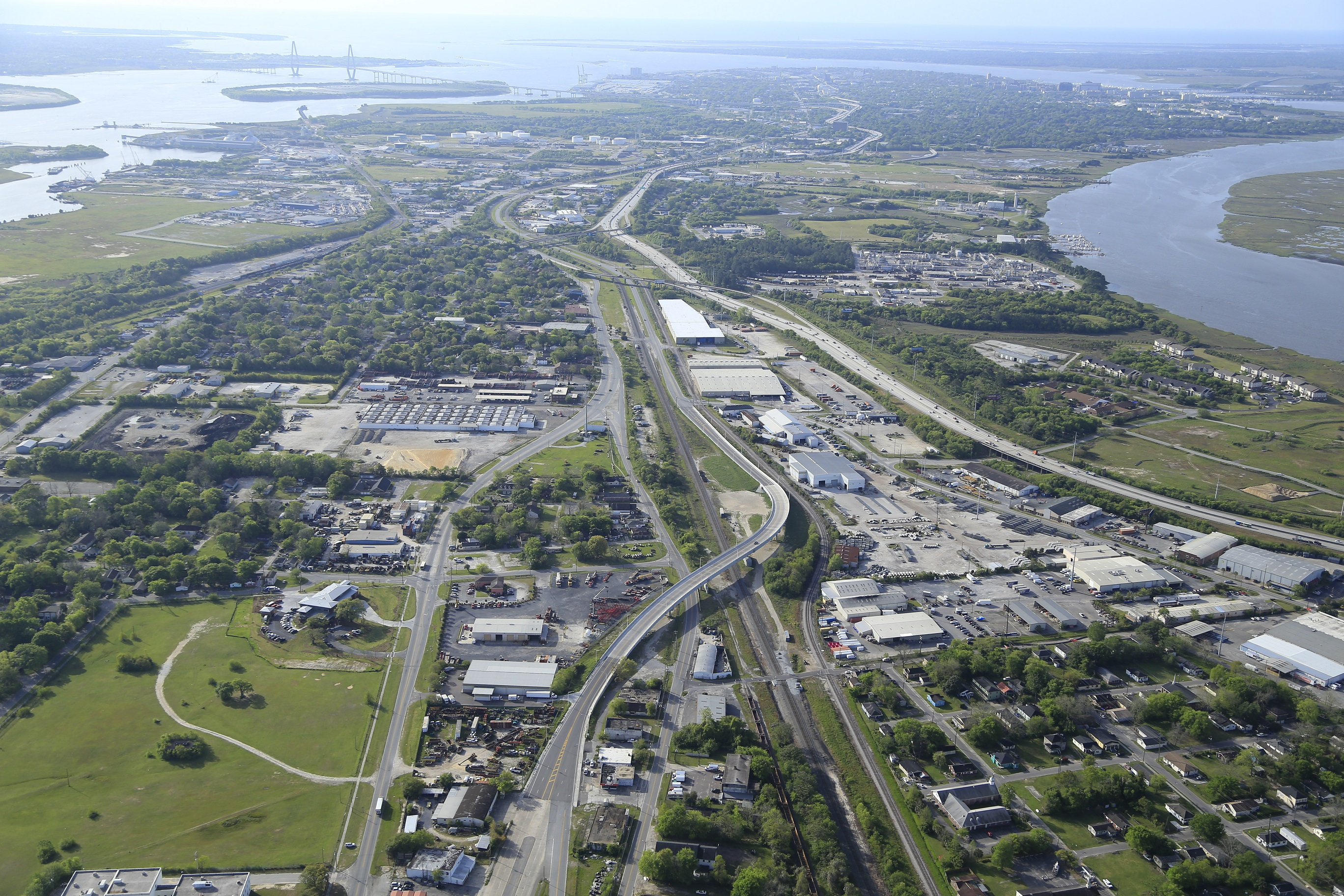 South Carolina DOT US 78 and SC 7 Bridge Replacements,  North Charleston, SC