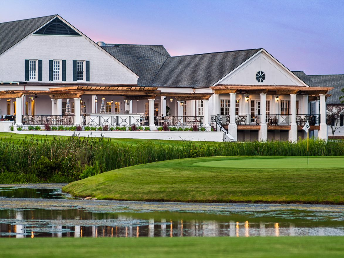 Landfall Nicklaus Clubhouse Renovation