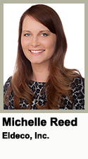 Michelle Reed, Eldeco Inc. - Top Young Leader Award Recipient